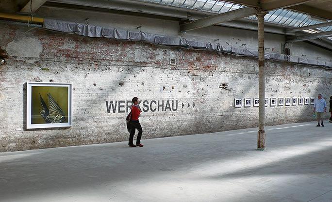 Werkschau_X