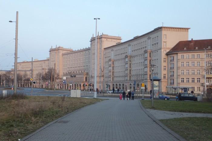 Gebäudekomplex Roßplatz Leipzig