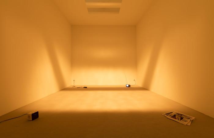 Dominique Gonzalez-Foerster, Une Chambre En Ville, 1996, Photo © Andrea Rossetti