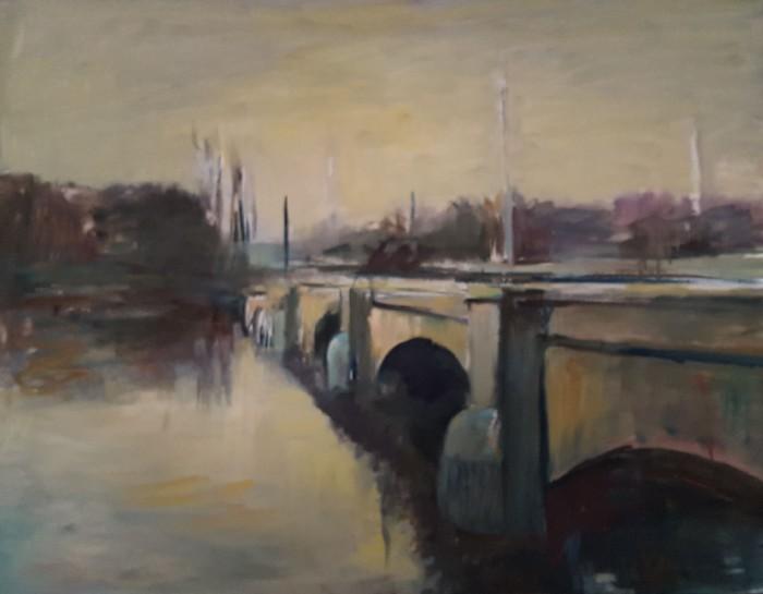Gert Pötzschig: Zeppelinbrücke
