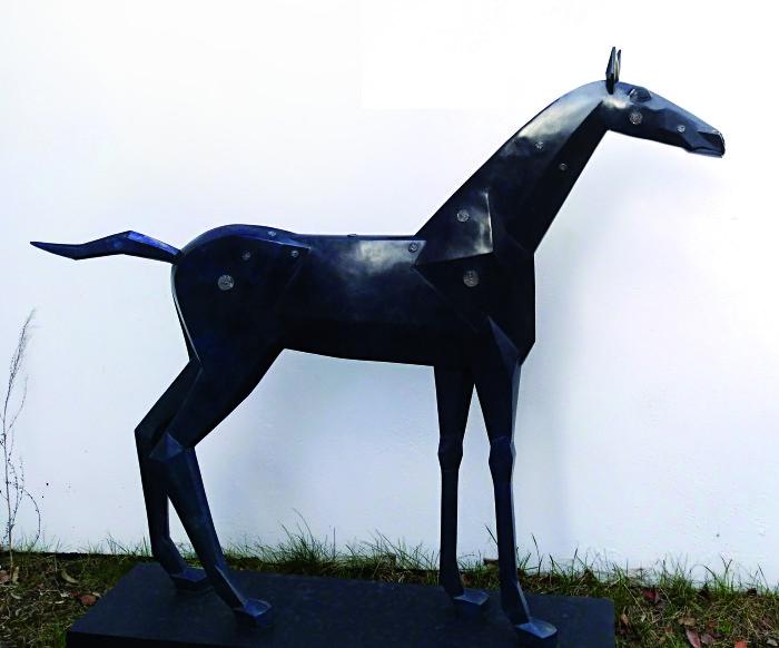 Marco Flierl_Ausgezeichnetes Pferd