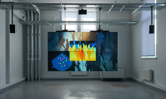 Clemens von Wedemeyer. Transformation Scenario Shot, Courtesy KOW, Berlin & Galerie Jocelyn Wolff, Paris