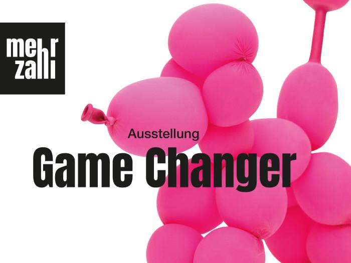 01_Ballonhund_Ausstellung Game Changer