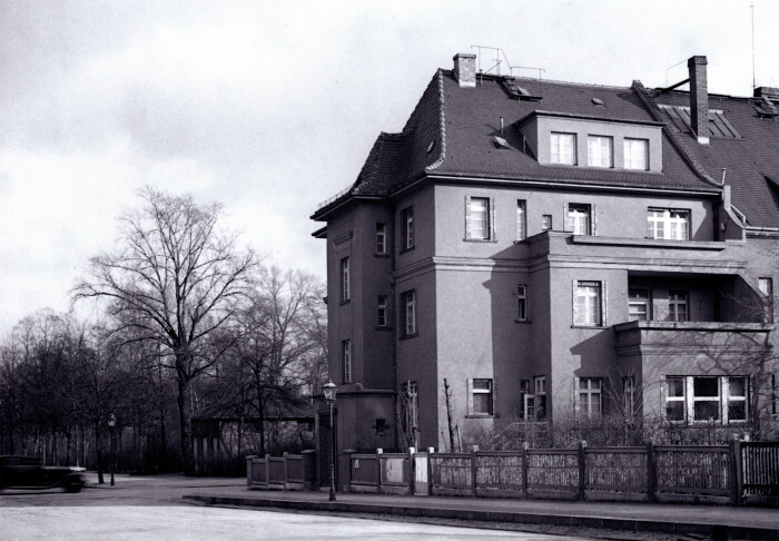 Galerie Soll und Haben Gottschallstraße 24 1928